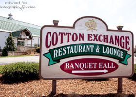 The Cotton Exchange is the exclusive food vendor of Waterford River Rhythms