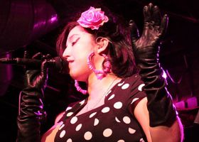 Sally Blandon, Amy Winehouse Tribute