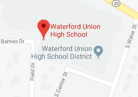 Waterford Union High School Shuttle Parking
